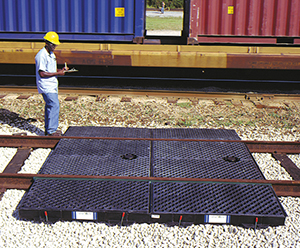 Rail Road Spill Containment