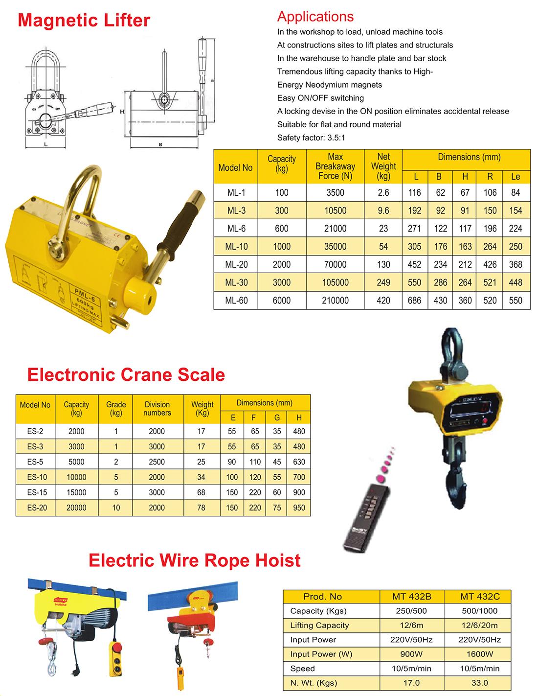 hoist-electric